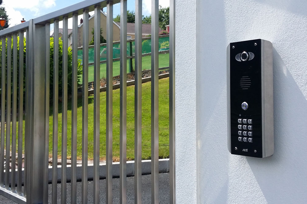 electric gates surrey